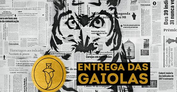 Confira a entrega das gaiolas do Caboré 2018
